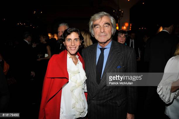 Jenny Lauren and Jerry Lauren attend Advocates for the Arts a Benefit Evening for the AMERICAN FOLK ART MUSEUM at Tribeca Rooftop Two Desbrosses...
