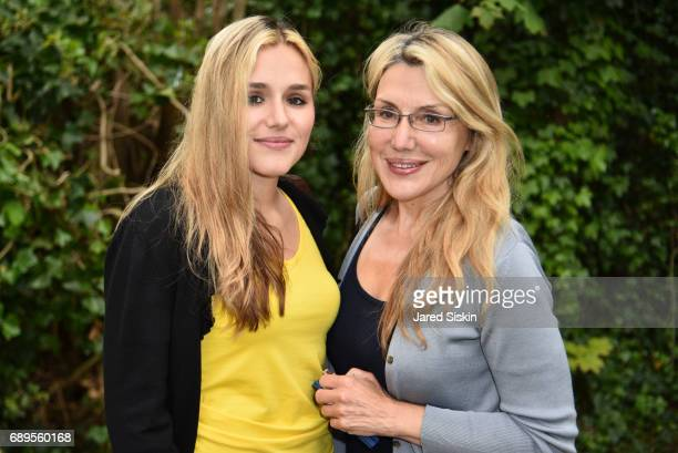 Jenny Lenz and Dolly Lenz attend the Jean Shafiroff and Jonathan McCann Host Southampton Animal Shelter at The Southampton Historical Museum on May...