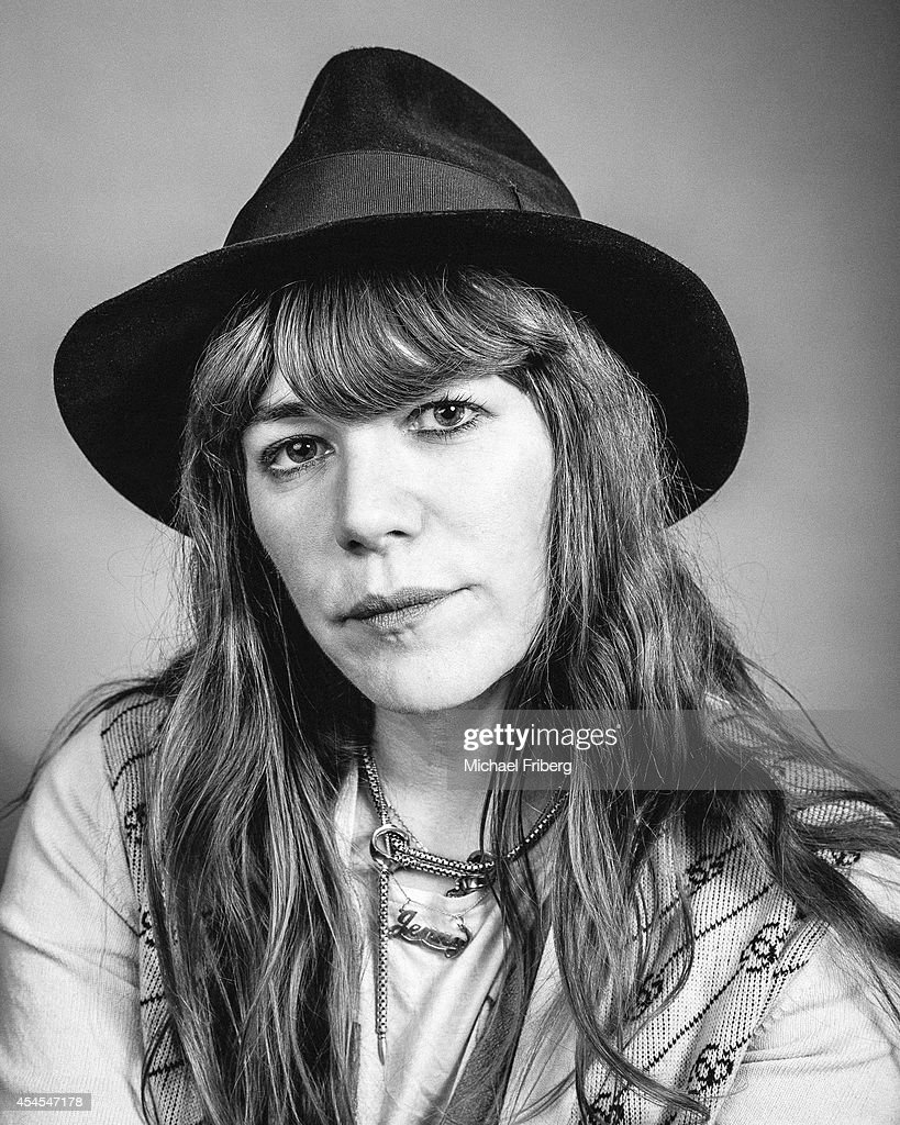 Jenny Lewis is photographed for Variety on January 18, 2014 in Park City, Utah.