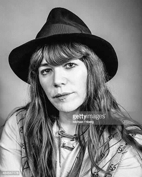 Jenny Lewis is photographed for Variety on January 18 2014 in Park City Utah