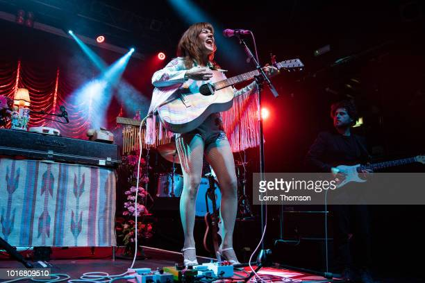 Jenny Lewis performs at KOKO on August 14 2018 in London England