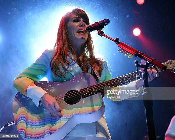 Jenny Lewis performs at Terminal 5 on November 5 2014 in New York City