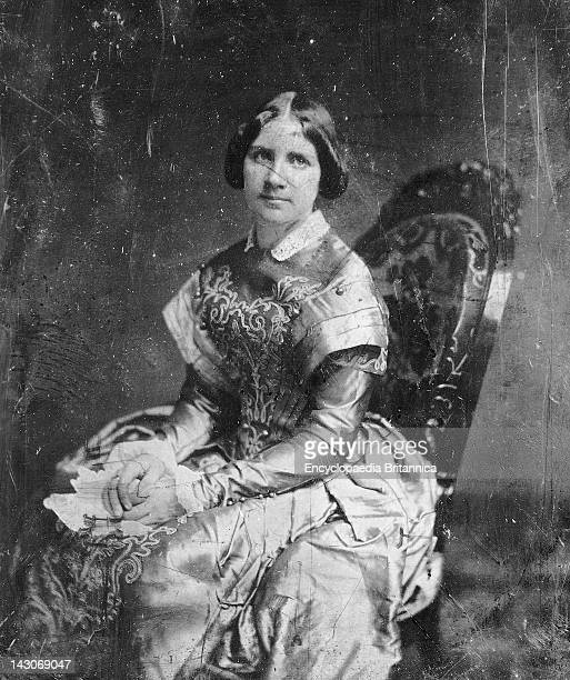 Jenny Lind Jenny Lind SwedishBorn Operatic And Oratorio Soprano Who Toured The United States During The 1850S Mathew Brady'S Studio Produced This...