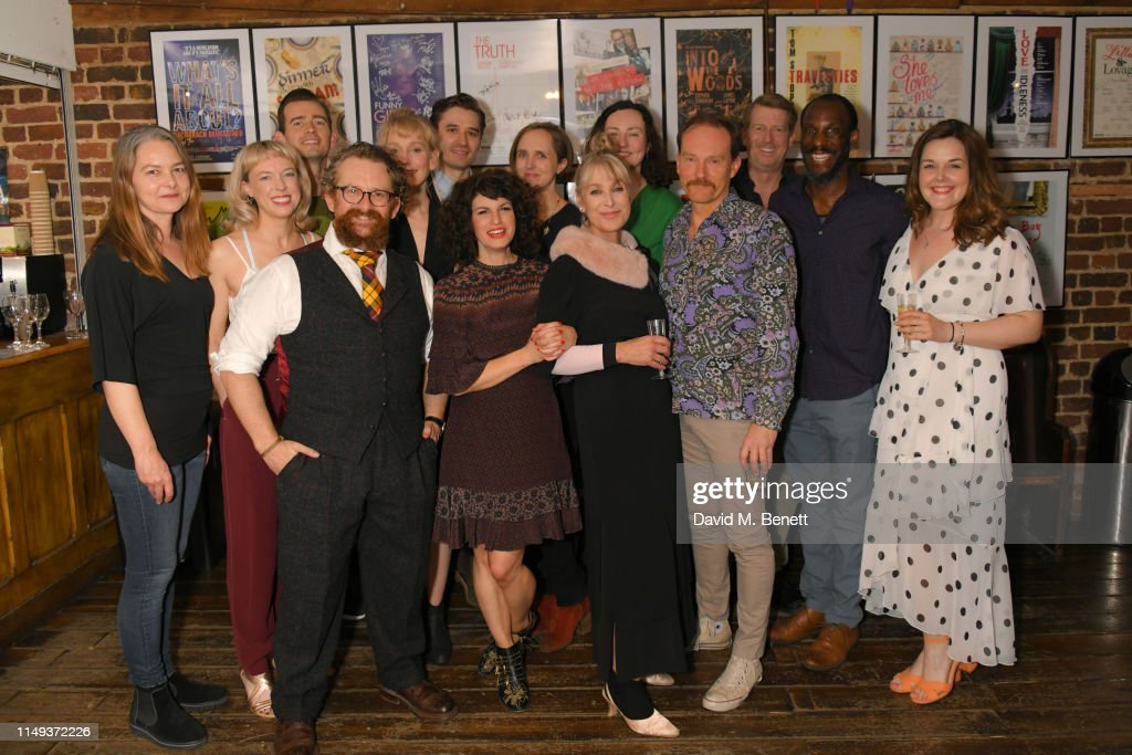 """GBR: """"Orpheus Descending"""" - Press Night - After Party"""