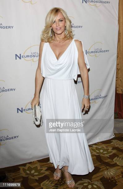 Jenny McCarthy arrives at the UCLA's 2009 Visionary Ball at the Beverly Wilshire Four Seasons Hotel on October 1 2009 in Beverly Hills California