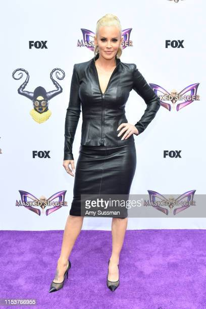 Jenny McCarthy attends FYC event for Fox's The Masked Singerat The Atrium at Westfield Century City on June 04 2019 in Los Angeles California