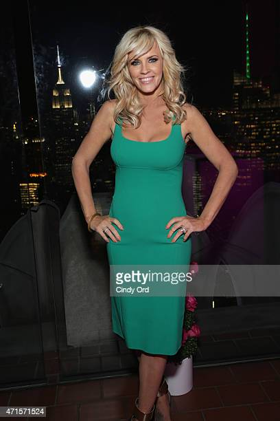 Jenny McCarthy attends the Mrs Jenny McCarthy's Mother's Day Celebration on April 29 2015 in New York City