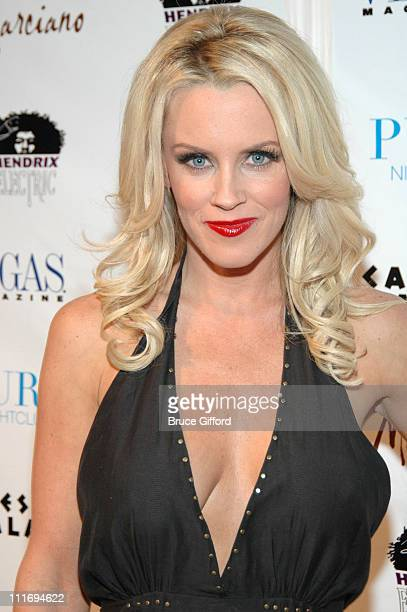 Jenny McCarthy during Caesars Palace Celebrates 40th Anniversary Hosted by Jenny McCarthy August 2 2006 at Caesars Palace in Las Vegas Nevada United...