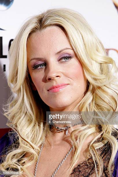 """Jenny McCarthy during """"Dirty Love"""" Los Angeles Premiere - Arrivals at Archlight in Los Angeles, California, United States."""