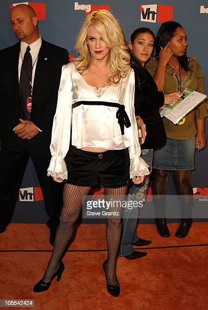 Jenny McCarthy during VH1 Big in '05 - Arrivals at Sony Studios in Culver City, California, United States.