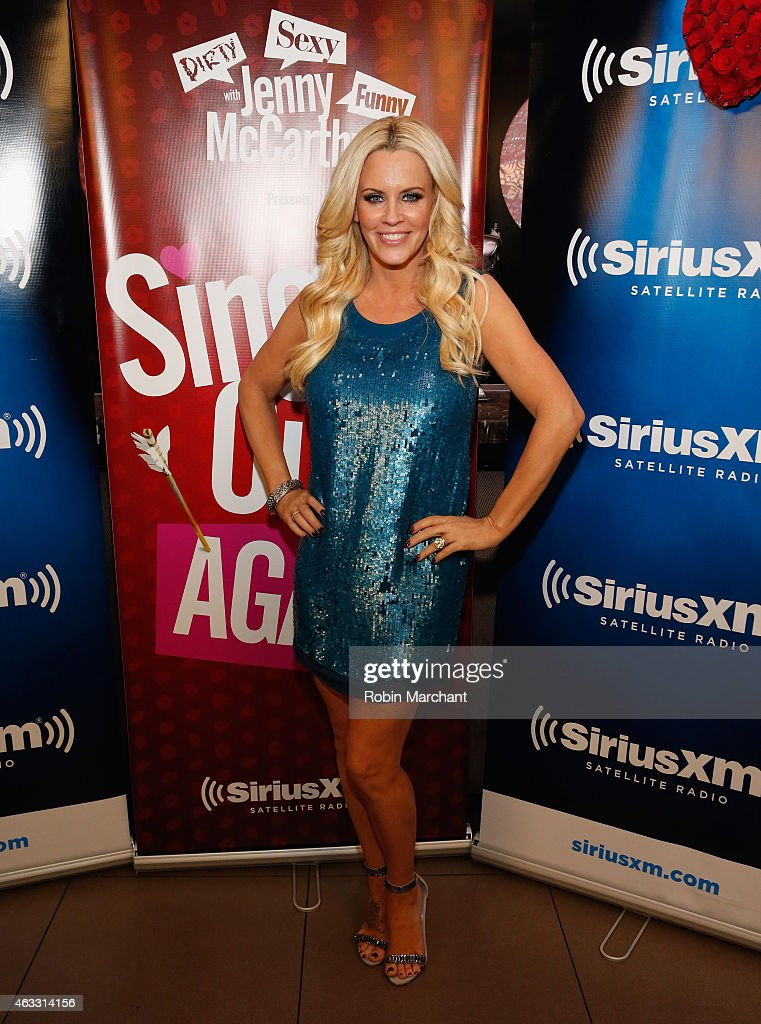 "Jenny McCarthy Hosts ""Singled Out...Again"" On Her Exclusive SiriusXM Show, ""Dirty, Sexy, Funny With Jenny McCarthy"""