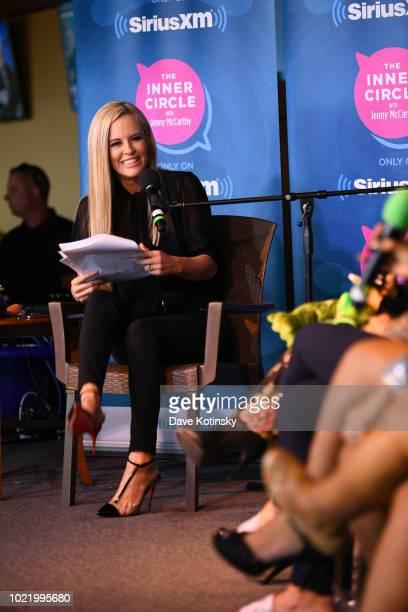Jenny McCarthy Mike 'The Situation' Sorrentino Paul DelVecchio aka Pauly D Nicole 'Snooki' Polizzi Vinny Guadagnino Jenni Farley aka JWoww Angelina...