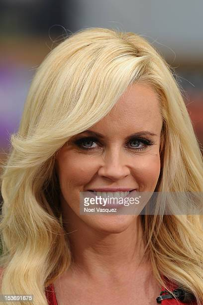 Jenny McCarthy visits Exra at The Grove on October 8 2012 in Los Angeles California