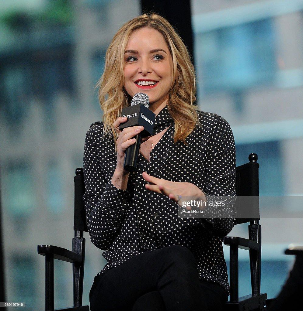 Jenny Mollen attends AOL Build Speaker Series - Jenny Mollen, 'Live Fast Die  Hot