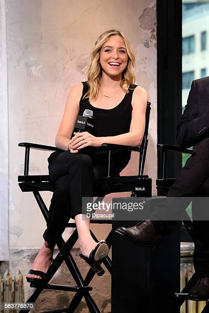 Jenny Mollen attends the AOL Build Speaker Series to discuss Amateur Night at AOL HQ on July 27 2016 in New York City