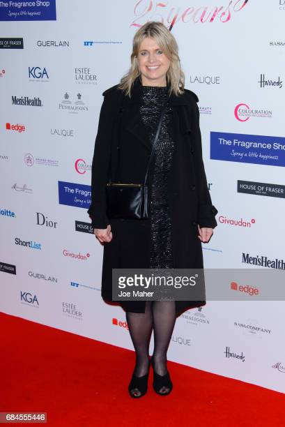 Jenny Packham attends the Fragrance Foundation Awards at The Brewery on May 18, 2017 in London, England.