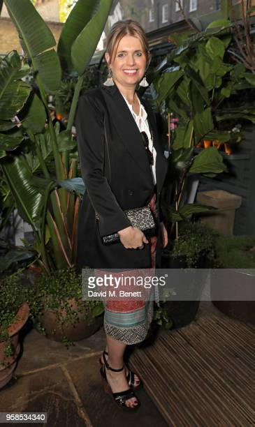 Jenny Packham attends The Ivy Chelsea Garden Annual Summer Party on May 14, 2018 in London, England.