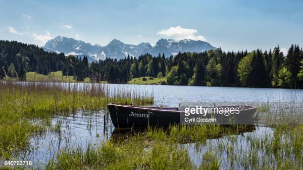 jenny - mittenwald stock-fotos und bilder