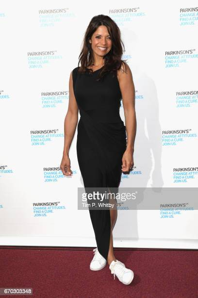 Jenny Powell attends Symfunny No.2 at The Royal Albert Hall on April 19, 2017 in London, United Kingdom.