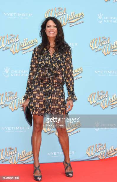 Jenny Powell attends the Gala performance of Wind In The Willows at London Palladium on June 29 2017 in London England