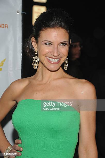 Jenny Powers attends the 2013 Drama Desk Awards at Town Hall on May 19, 2013 in New York City.