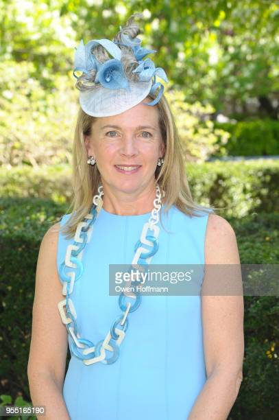 Jenny Price attends 36th Annual Frederick Law Olmsted Awards Luncheon Central Park Conservancy at The Conservatory Garden in Central Park on May 2...