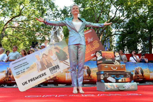 """GBR: """"Off The Rails"""" World Premiere - Red Carpet Arrivals"""