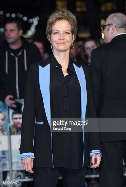 Jenny Seagrove attends the World Premiere of 'Another Mother's Son' at the Odeon Leicester Square on March 16 2017 in London England