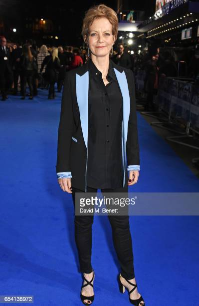 Jenny Seagrove attends the World Premiere of 'Another Mother's Son' on March 16 2017 in London England