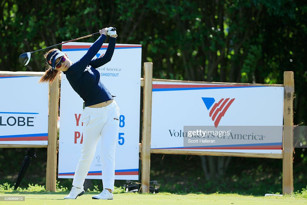 Volunteers Of America Texas Shootout - Final Round : News Photo