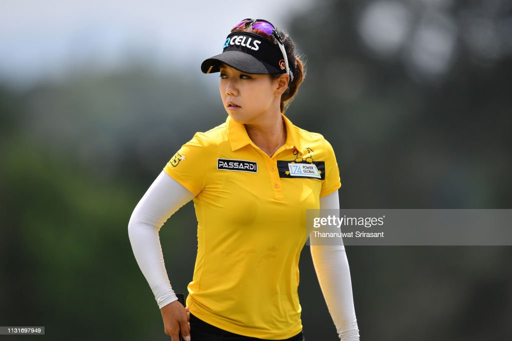 Honda LPGA Thailand - Round Three : News Photo