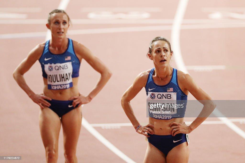 17th IAAF World Athletics Championships Doha 2019 - Day Nine : News Photo