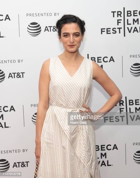 Jenny Slate attends the 'Earth Break A Few Suggestions For Survival With Additional Hints And Tips About How To Make Yourself More Comfortable During...