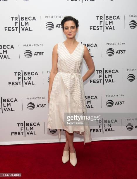 Jenny Slate attends the 'Earth Break: A Few Suggestions For Survival, With Additional Hints And Tips About How To Make Yourself More Comfortable...
