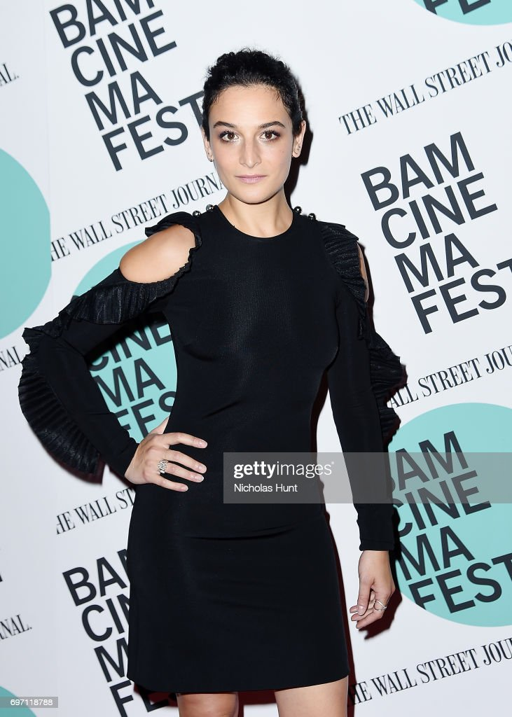 Jenny Slate attends the 'Landline' New York screening during the BAMcinemaFest 2017 at BAM Harvey Theater on June 17, 2017 in New York City.
