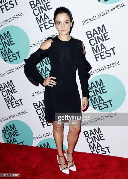 """Jenny Slate attends the """"Landline"""" New York screening during the BAMcinemaFest 2017 at BAM Harvey Theater on June 17, 2017 in New York City."""
