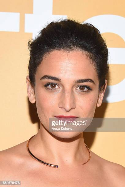 Jenny Slate attends the premiere of Fox Searchlight Pictures' 'Gifted' at Pacific Theaters at the Grove on April 4 2017 in Los Angeles California