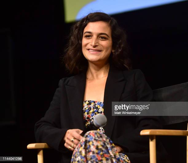 Jenny Slate speaks onstage at the Netflix Adult Animation QA and Reception on April 20 2019 in Hollywood California