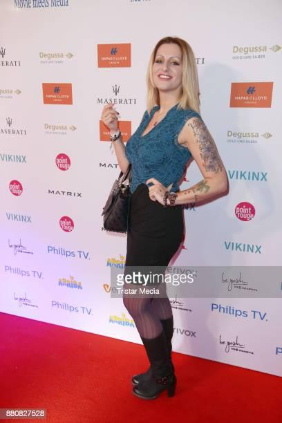 Jenny Van Bree attends the Movie Meets Media event 2017 at Hotel Atlantic Kempinski on November 27 2017 in Hamburg Germany