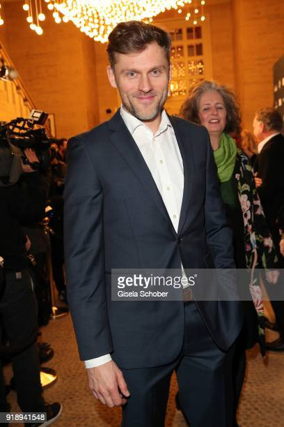 Jens Atzorn during the Berlin Opening Night by GALA and UFA Fiction at Das Stue Hotel on February 15 2018 in Berlin Germany