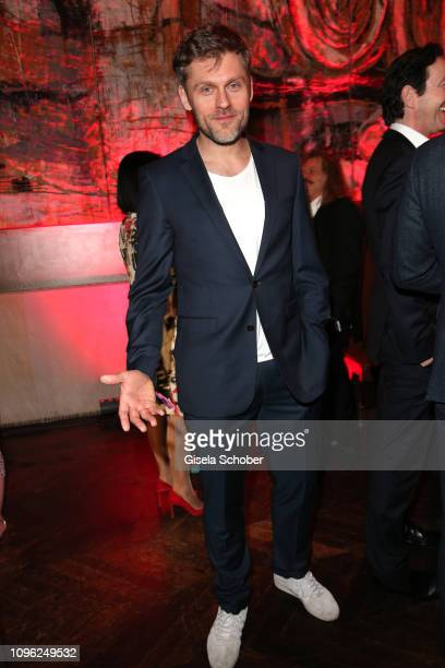 Jens Atzorn during the BUNTE BMW Festival Night at Restaurant Gendarmerie during the 69th Berlinale Filmfestival on February 8 2019 in Berlin Germany