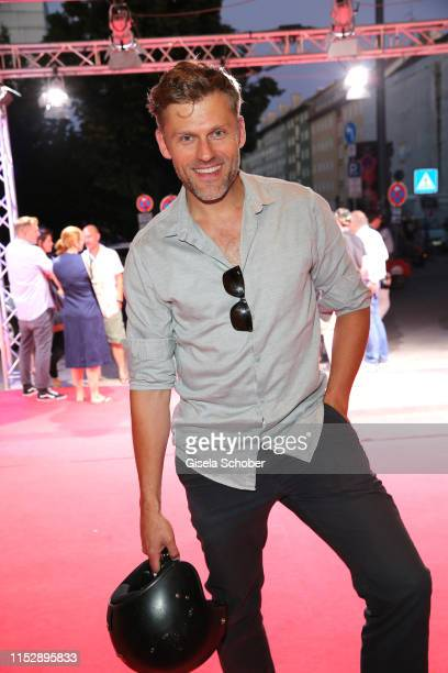 Jens Atzorn during the Kidnapping Stella Netflix premiere at Munich Film Festival 2019 at Astor Filmlounge/Arri Kino on June 29 2019 in Munich Germany