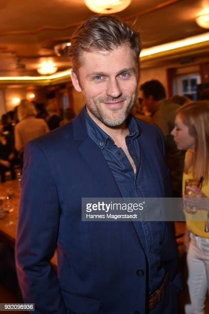 Jens Atzorn during the NdF after work press cocktail at Parkcafe on March 14 2018 in Munich Germany