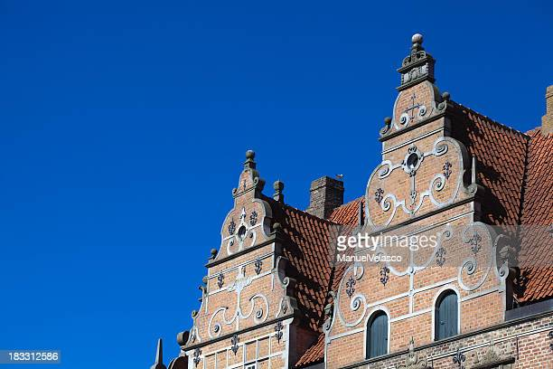 jens bangs stenhus - aalborg stock pictures, royalty-free photos & images