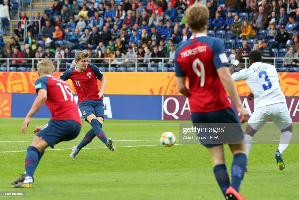 Norway v Honduras: Group C - 2019 FIFA U-20 World Cup : News Photo