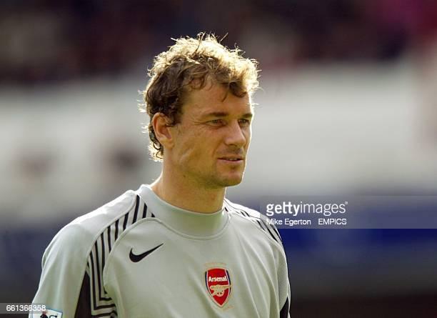 Jens Lehmann, Arsenal goalkeeper