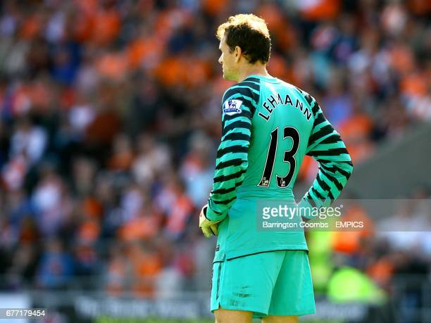 Jens Lehmann, Arsenal goalkeeper.