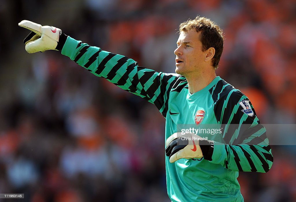 Blackpool v Arsenal - Premier League : News Photo