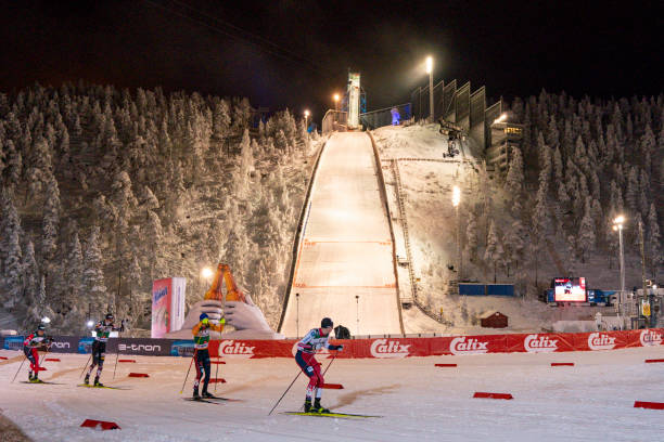 FIN: FIS Nordic Combined World Cup Ruka - Men's Gundersen Large Hill HS 142/10.0km