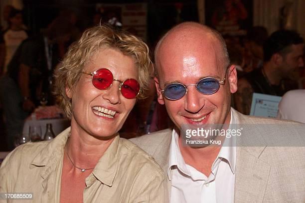 Jens Schniedenharn Mit Suzanne Von Borsody Bei Der Harley Davidson Party Von W Fierek